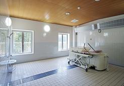 写真:2F特別浴室