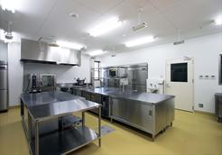 写真:1F厨房