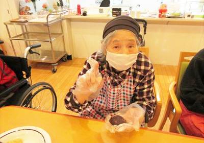写真:短期入所生活介護シンシアゆうわ(ショートステイ)の様子