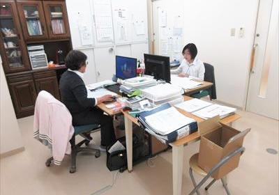 写真:シンシアゆうわ居宅介護支援事業所の様子